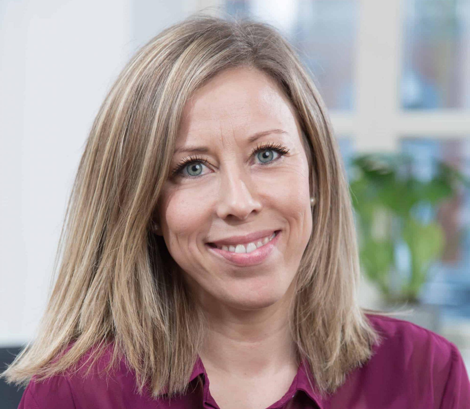 Psykolog Sofie Lindberg